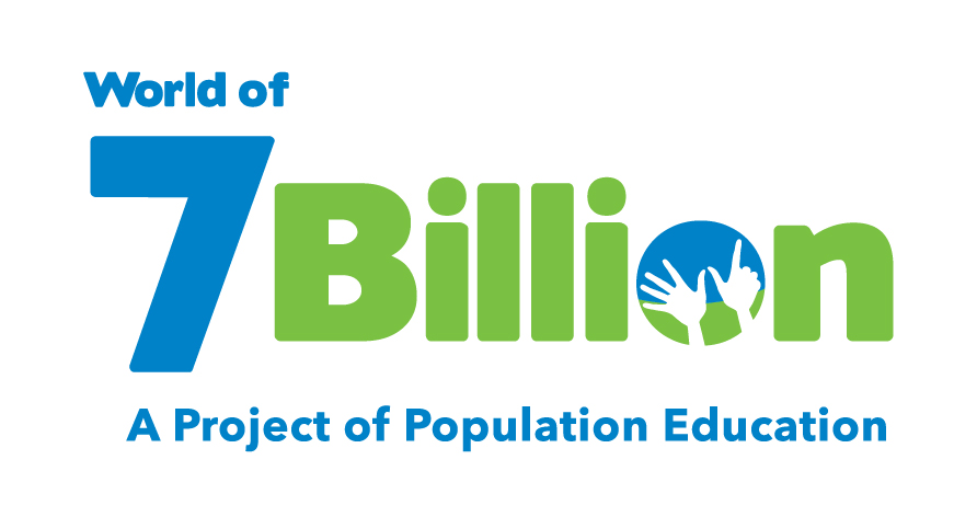 "Population Connection Announces Winners of  ""World of 7 Billion"" International Student Video Contest"